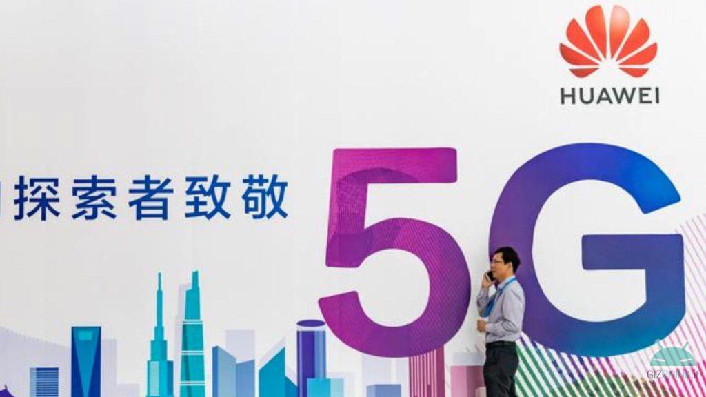 Las patentes 5G de Huawei significan que EE.UU. pagará a pesar de ...