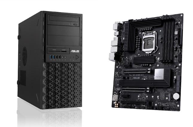 ASUS anuncia las Motherboards y Workstations W480   Karlos Perú